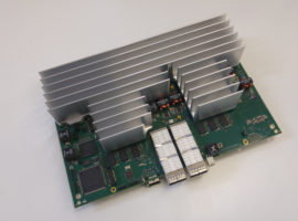 iTPM ADFE Multi-Channel Digital Beamformer